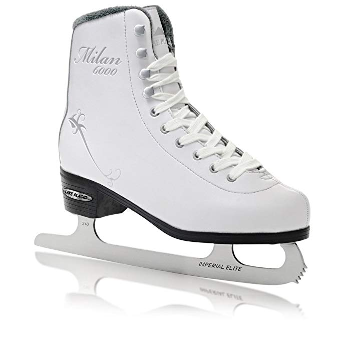 Lake Placid Milan 6000 Traditional Figure Ice Skate