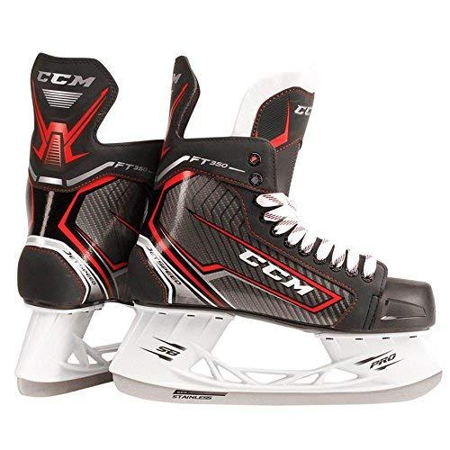 Ccm Jetspeed Ft340 Junior Ice Hockey Skates ( SK340J-JR )