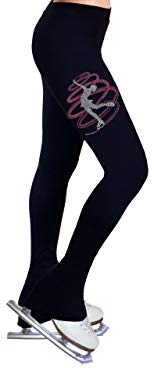 ny2 Sportswear Figure Skating Practice Pants with Rhinestones R257RP