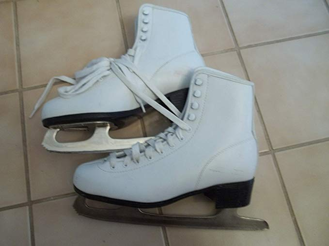 DBX Ice Figure Skates - Size 9.0 (Adult/teen) - Only used a couple of times